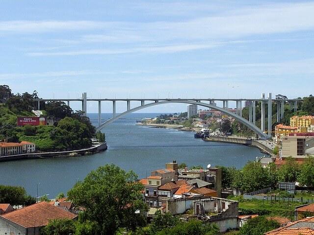 גשר דום לואיס ה-1 Ponte de Dom Luis