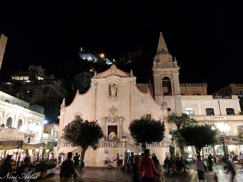 Taormina, Sicily Chiesa di San Giuseppe