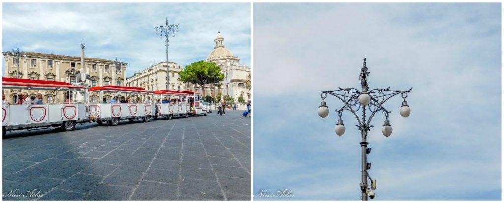 Catania Sicily Duomo Square