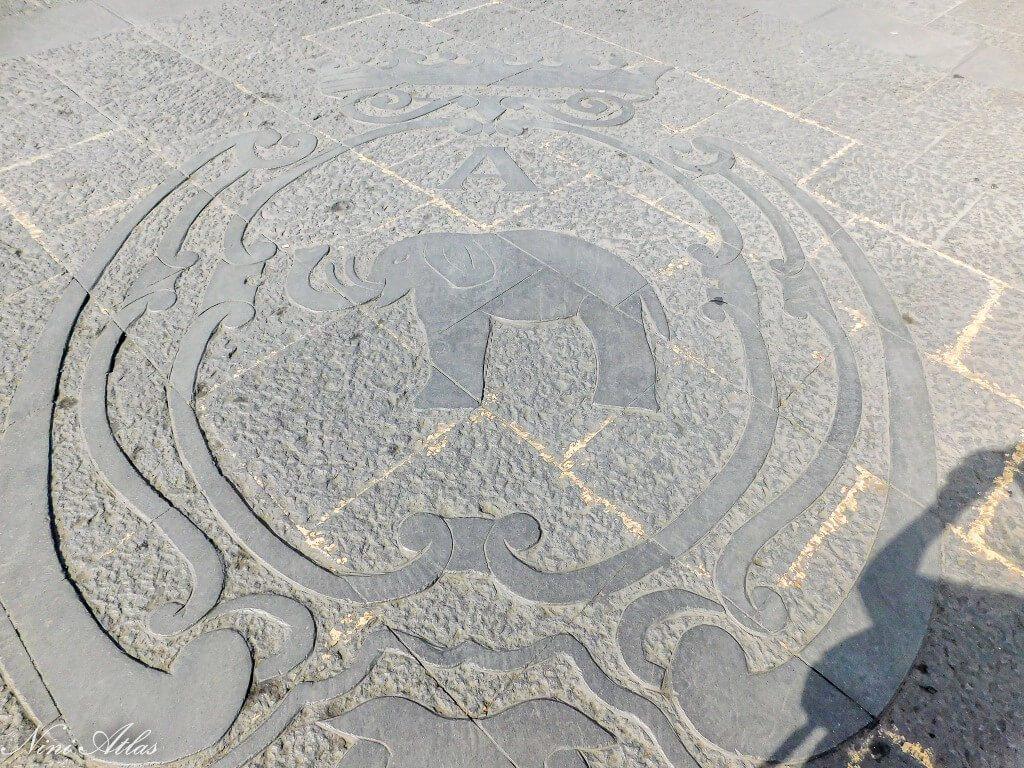 Catania Sicily city symbol