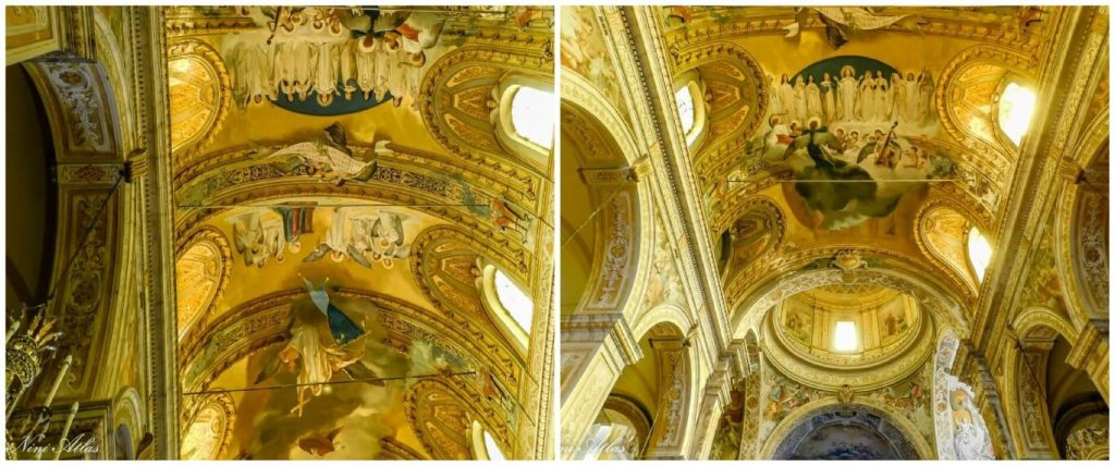 Acireale Sicily Cathedral