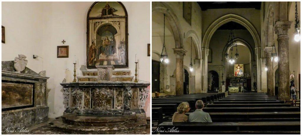 Taormina, Sicily Chiesa di S. Nicolò