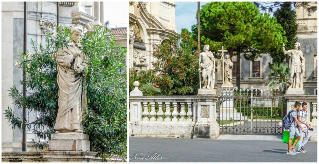 Catania Sicily Cattedrale Catania