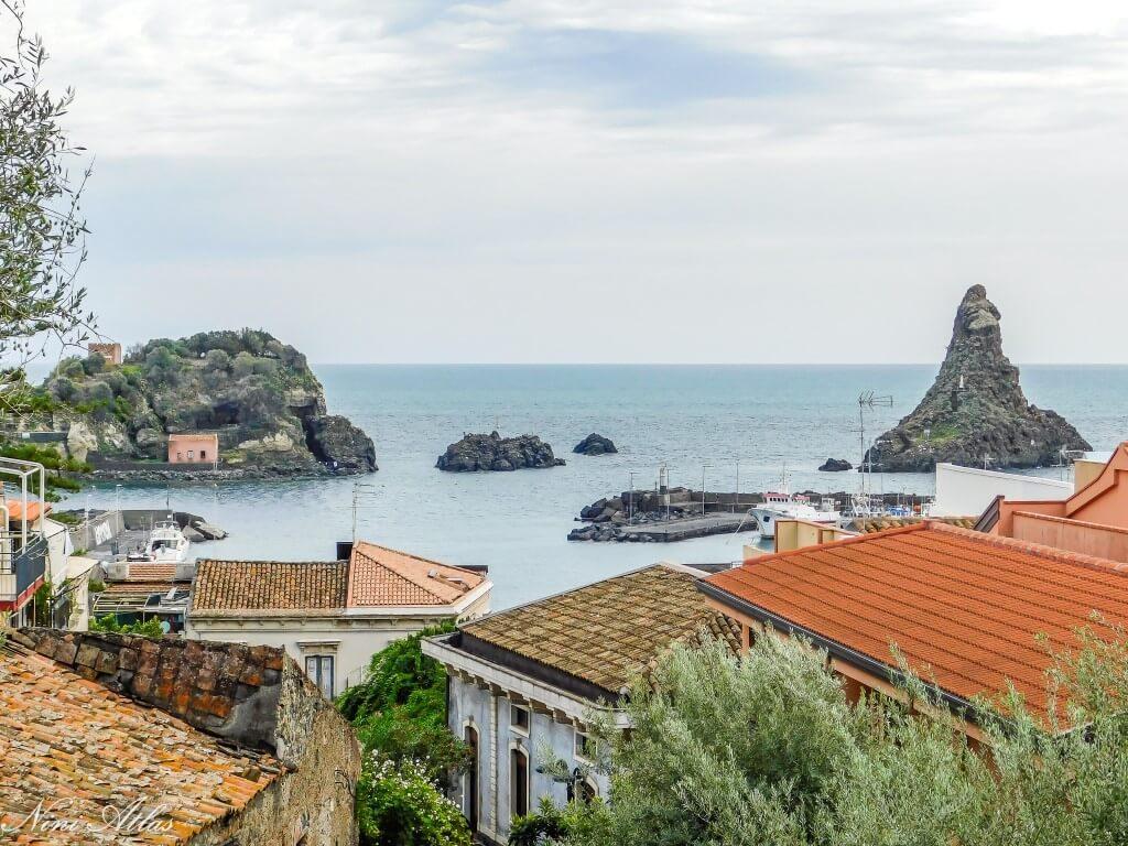 Sicily Ìsole dei Ciclopi