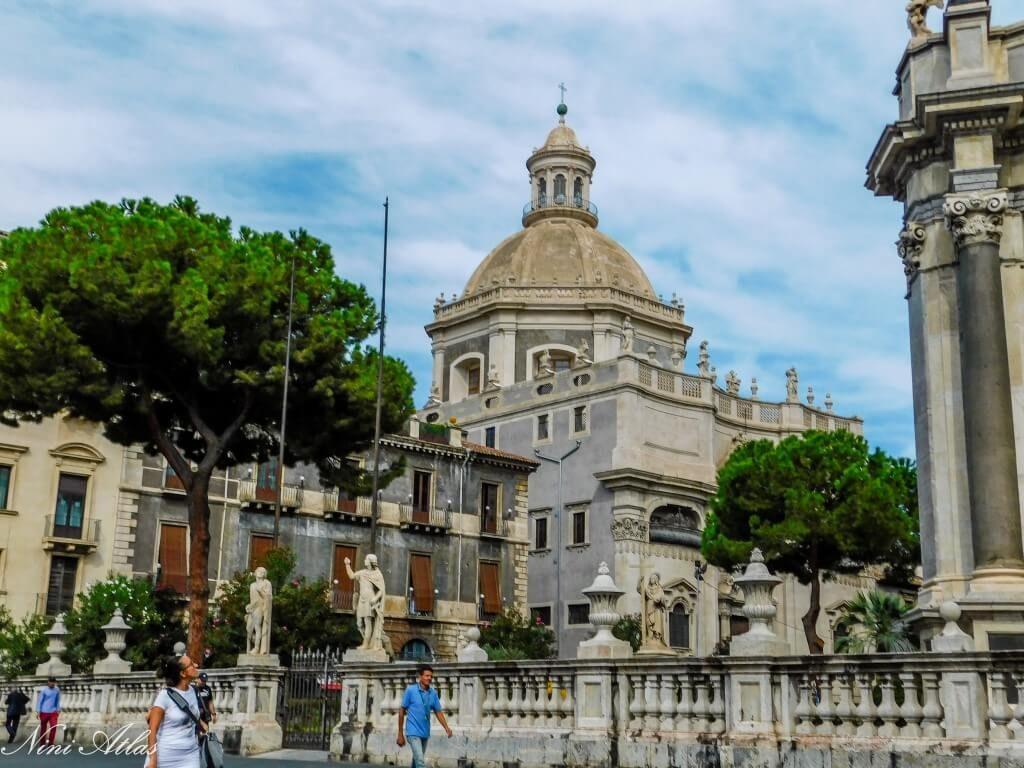 Catania Sicily Chiesa della Badia