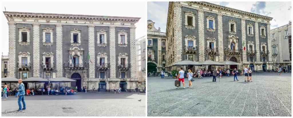 Catania Sicily Elephant Palace