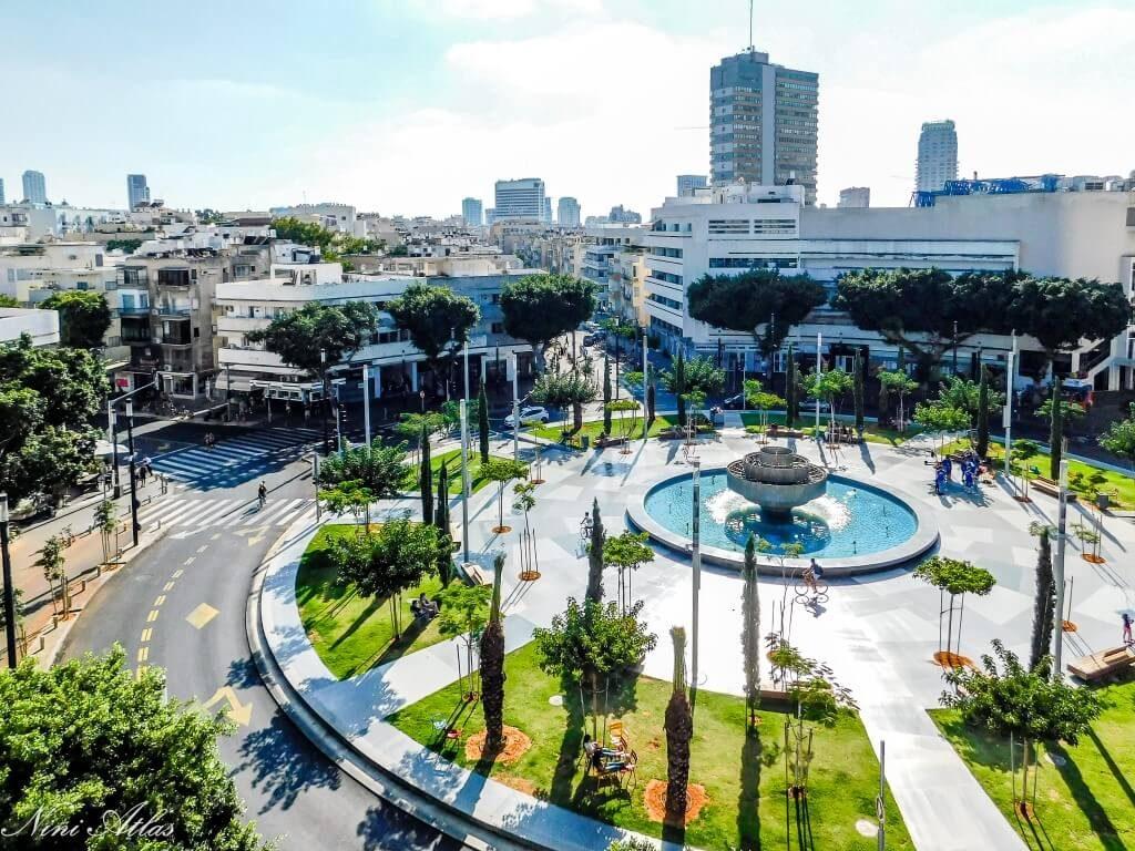 כיכר דיזנגוף