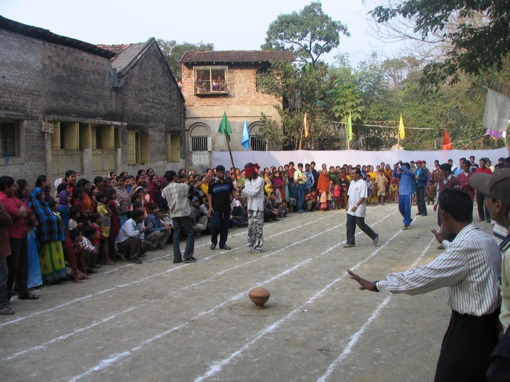 משחק בהודו