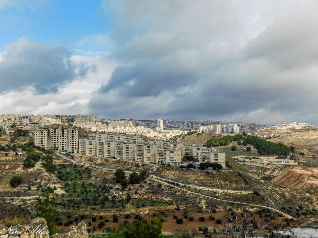נוף לעבר ירושלים