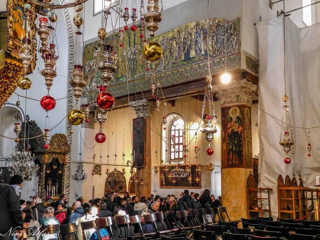 בית לחם כנסיית המולד
