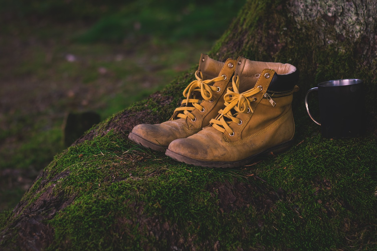 איך לבחור נעלי טיולים נוחות?