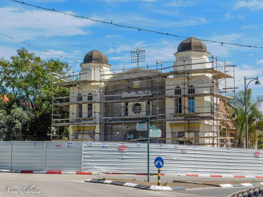 בית הכנסת הגדול של מזכרת בתיה