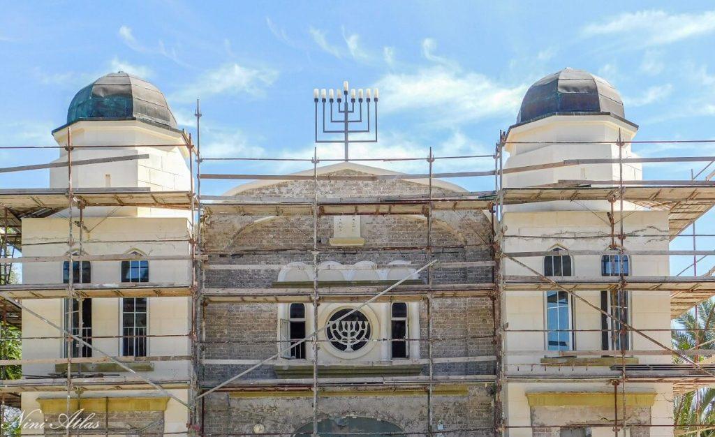 בית הכנסת הגדול מזכרת בתיה