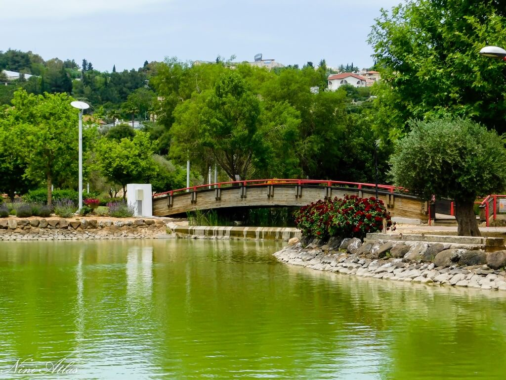 גשרים קטנים ויפים