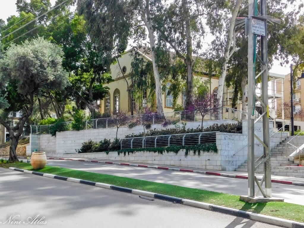 בית הכנסת אהל שרה רחובות