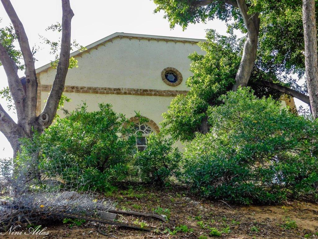 בית הכנסת אהל שרה