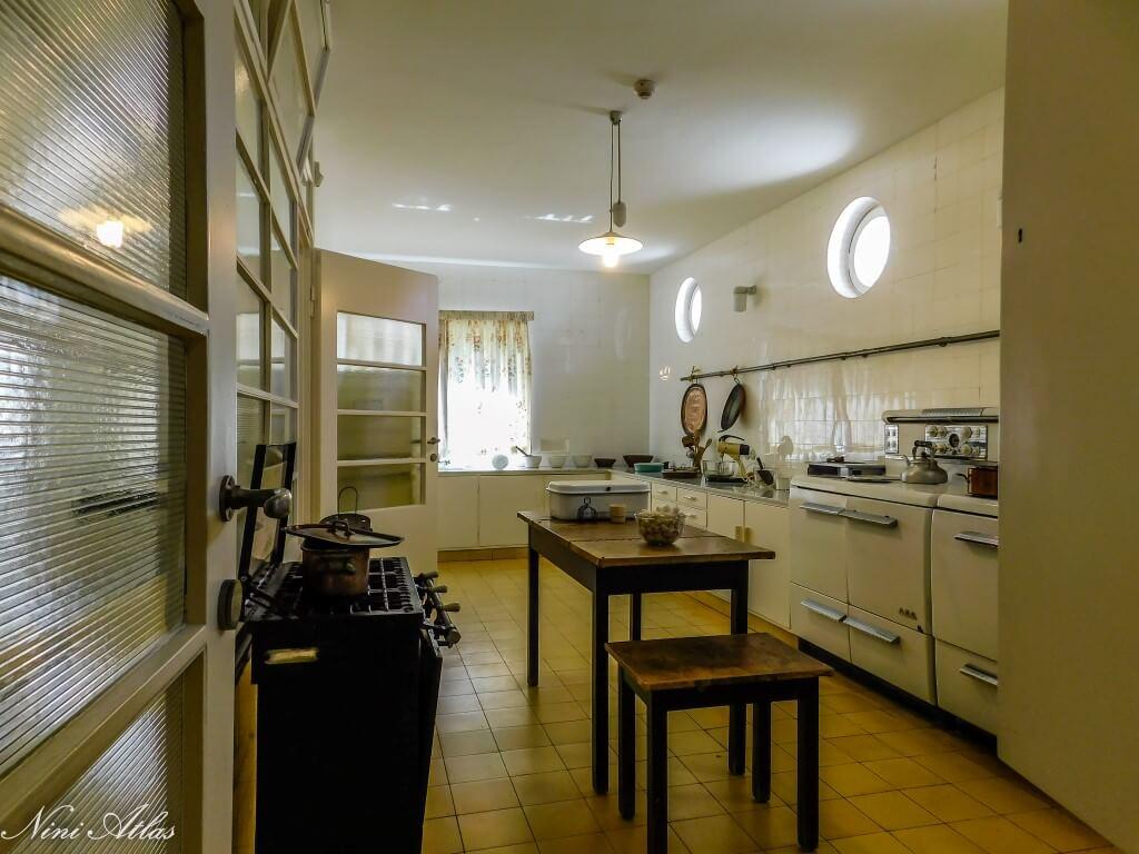 מטבח בבית ויצמן