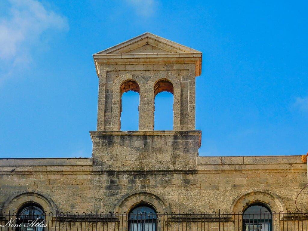 מנזר הנזירות הכרמליתיות הישן