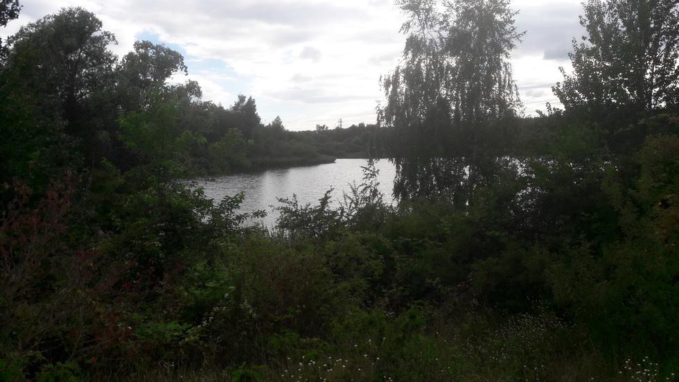 אגם באגר-זה בלאנקנלוך צילום:- יובל אטלס