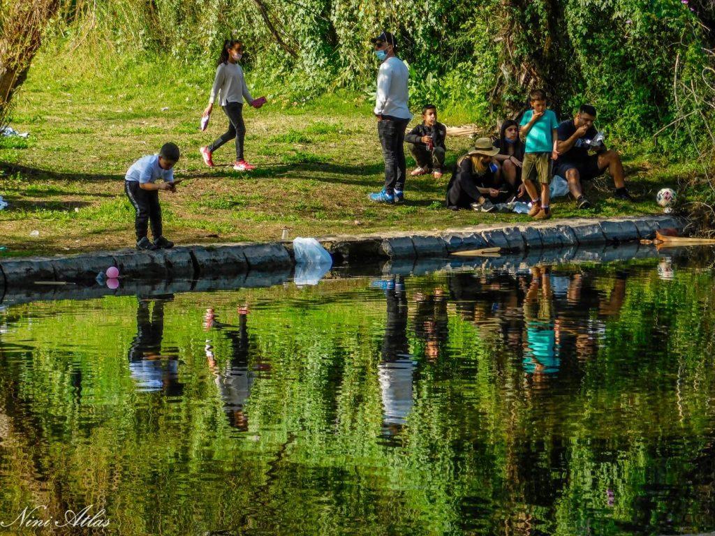 בפארק עין נון