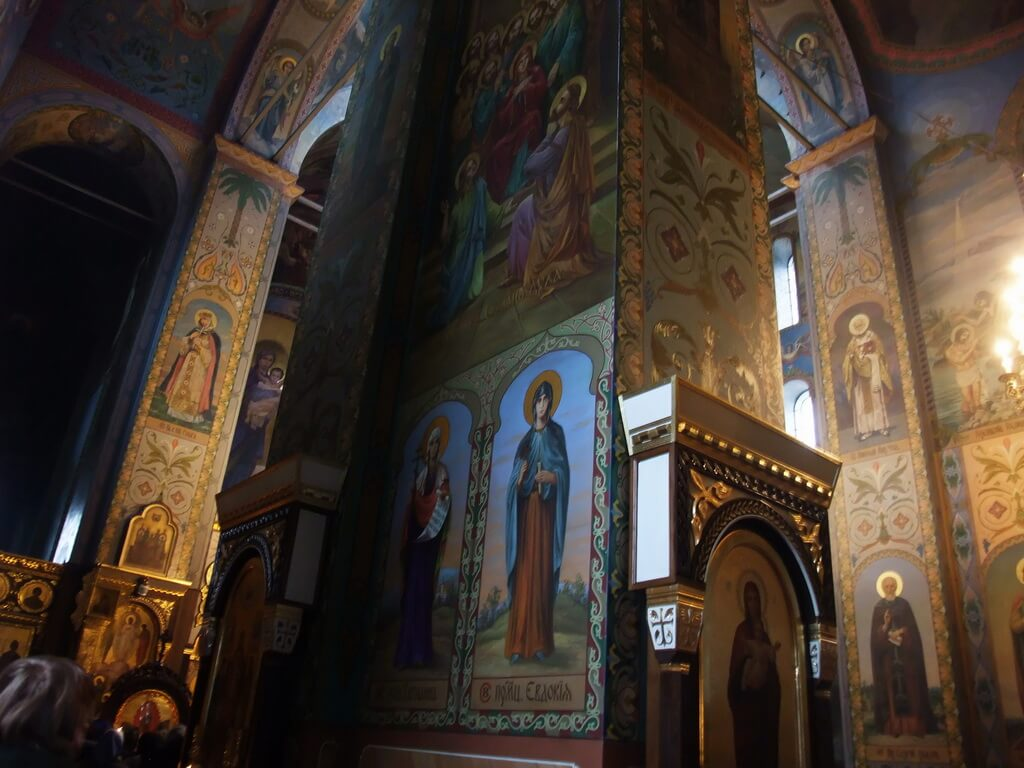 Cathedral of the Dormition of the Mother of God, וולודימיר צילום:-יובל אטלס