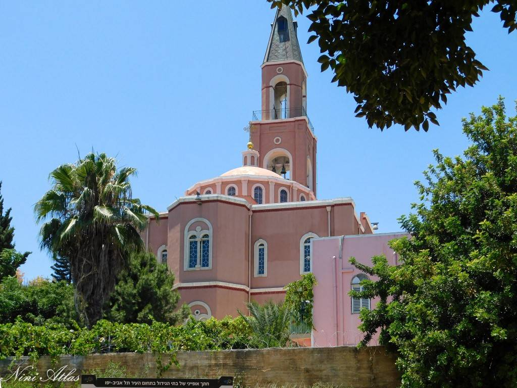 הכנסייה הרוסית בתל אביב