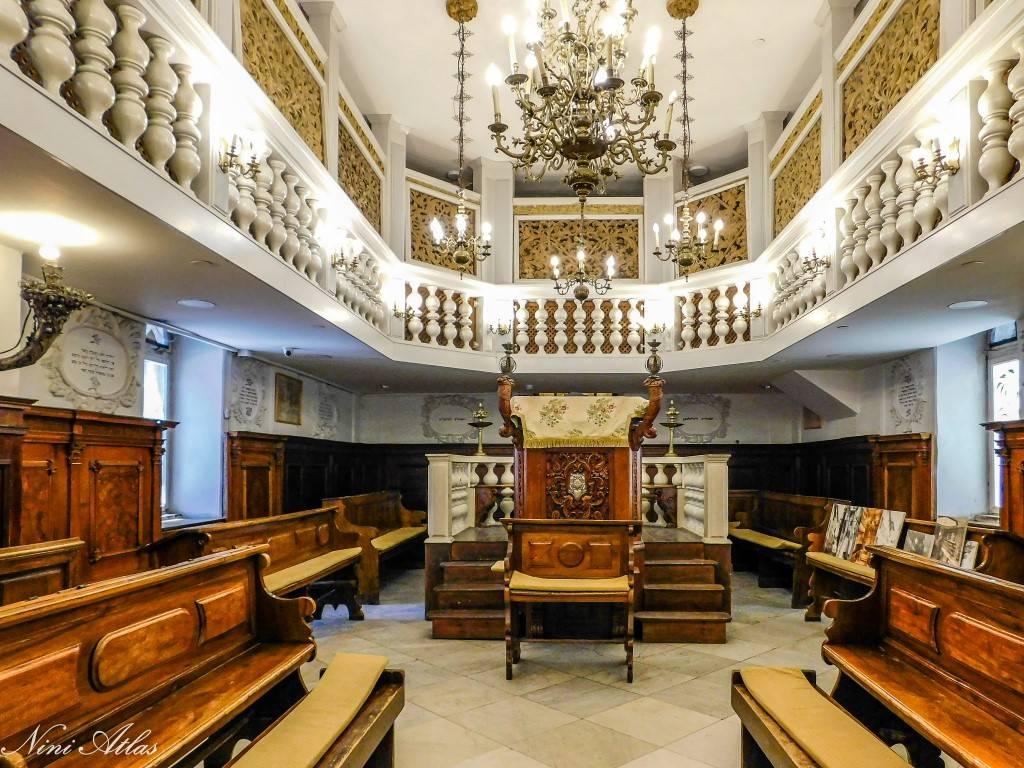 מוזיאון יהדות איטליה