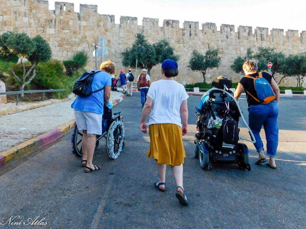 נגיש בירושלים