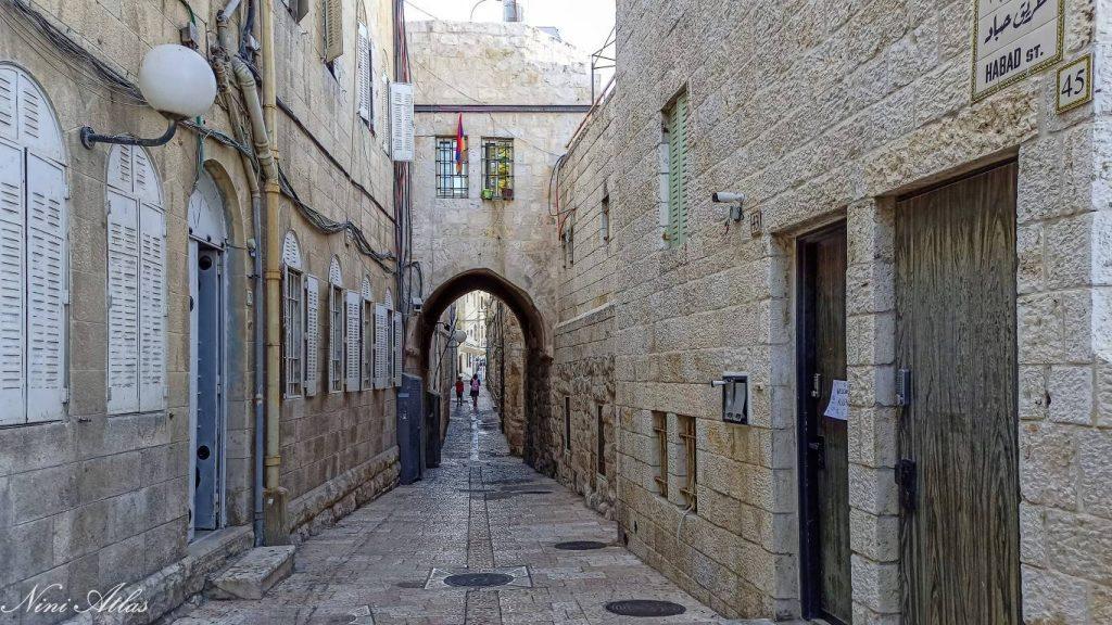 סיור נגיש בעיר העתיקה
