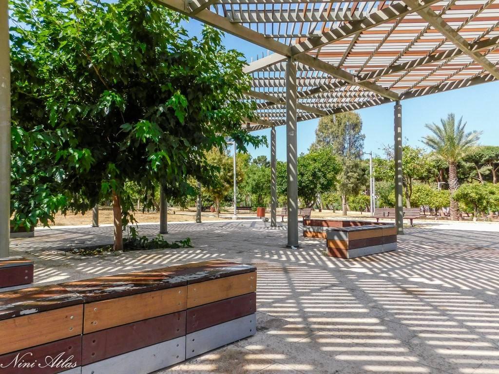 פארק החורשות